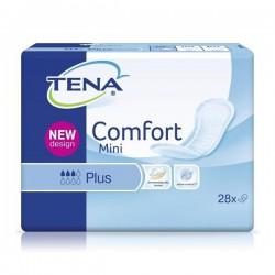 Прокладки урологические для взрослых, Тена №28 Комфорт мини плюс