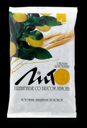 Отруби, Лито 200 г пшеничные хрустящие с лимоном и кальцием