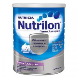 Смесь молочная, Нутрилон 800 г Пепти Аллергия с пребиотиками с рождения