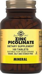 Пиколинат цинка, табл. 300 мг №100