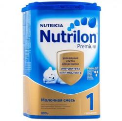 Смесь молочная, Нутрилон 400 г 1 Премиум