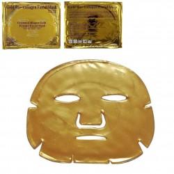 Маска для лица, Коллаген кристал маск био голд
